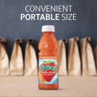 Tropicana 100% 草莓橙汁 10oz 15瓶