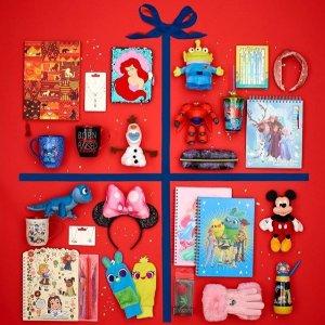 低至8折 £9收小飞象洗漱包Disney官网 精选玩具、周边、精致小物热促