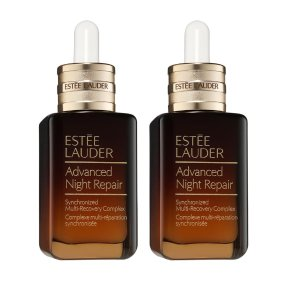 Estee Lauder价值$210第7代小棕瓶套装(价值$210)