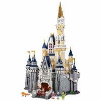 迪士尼城堡 71040 (4080块颗粒)