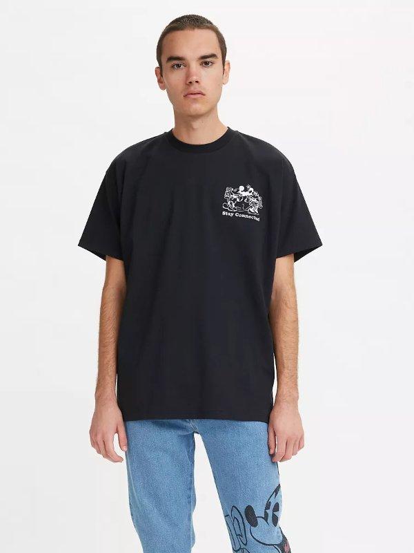 X Disney T恤