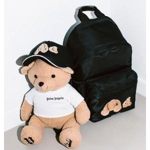 Palm angels三件套都有 小熊帽子封面小熊帽子