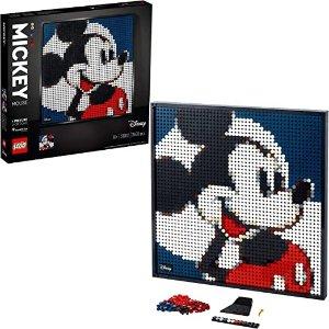 Lego迪士尼 米老鼠 31202 | ART系列