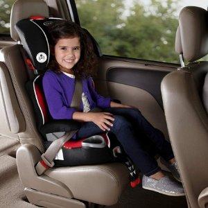 低至$34.99史低价:Graco 多款安全座椅、童车特卖,Extend2Fit 降价
