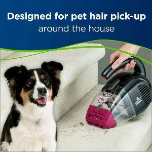Bissell专业清理宠物毛发有线手持吸尘器 33A1C
