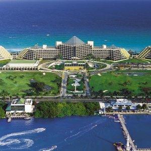 $166起 2019坎昆全包酒店Top 105星级坎昆天堂全包度假村 Paradisus Cancun