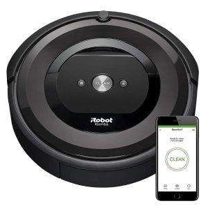iRobot Roomba E5 智能扫地机器人 可连Wifi