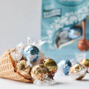 最高立享7折 万圣节礼盒也參加Lindt 秋季松露巧克力全场限时大促