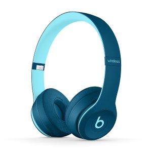 Beats Solo3 无线蓝牙耳机 Pop Collection系列