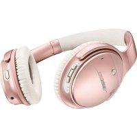 Bose QC35 无线蓝牙建造耳机 玫瑰金