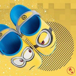6折起 + 额外75折最后一天:crocs 儿童卡通洞洞鞋热卖  收新款米奇、冰雪奇缘系列