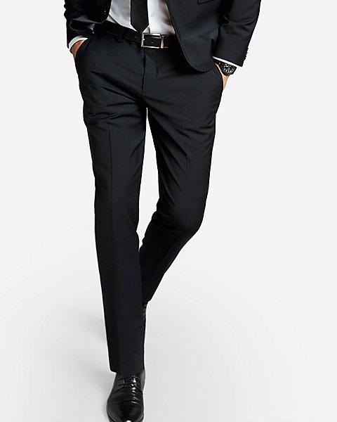 男士瘦款西裤
