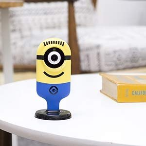 Amazon.com : Despicable Me Indoor HD WiFi CarlFlexiCam (Cheerful), Yellow (TP0011) : Pet Supplies
