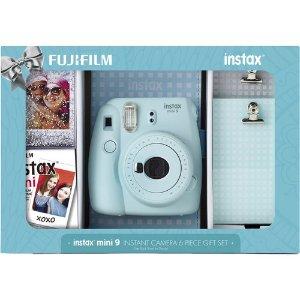 FUJIFILM INSTAX Mini 9 Holiday Gift Set
