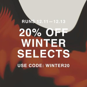 20% OffWinter Selects @ Need Supply Co