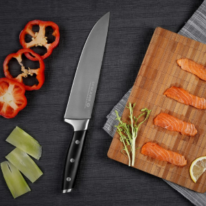 SHI BA ZI ZUO Pro Kitchen 8 inch Chef's Knife