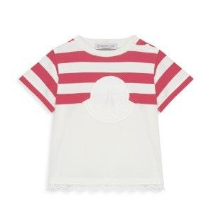 MonclerMoncler - Baby Girl's & Little Girl's Striped Jersey Dress