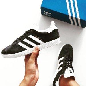 额外8折 $32起Adidas 复古板鞋 Gazelle 男鞋热卖