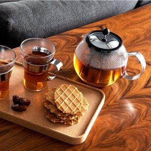Bodum带茶滤茶壶