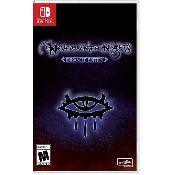 《无冬之夜 增强版》Switch 实体版 CRPG 鼻祖