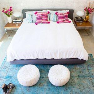 8.5折+包邮Lulu & Georgia 床品家具床上用品特价