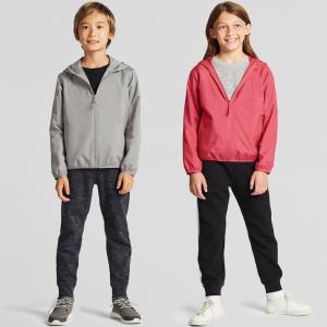 上新:Uniqlo 儿童商品特价区优惠 新增女童卫衣$14.9