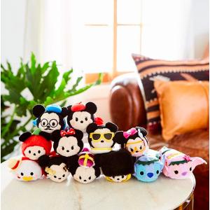 一年仅2次 $2.8收Tsum Tsum 行李箱$22.47迪士尼官网 海量玩具、服饰、节日挂饰等低至4折 八音首饰盒$17.47