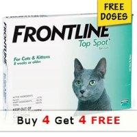 Frontline 猫咪体外驱虫剂 8剂