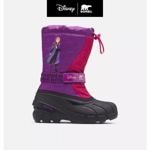 SorelDisney X Sorel Youth Flurry™ Frozen 2 Boot –Anna Edition