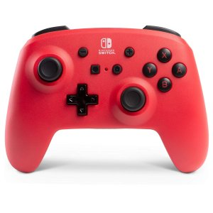 PowerA Enhanced Wireless Controller for Switch - Red