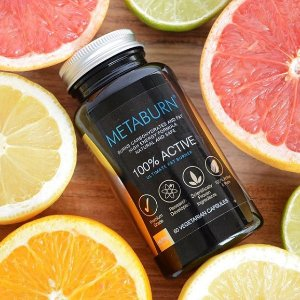 55折 Metaburn的燃脂片Vitamin Planet第一周明星单品 燃烧我的卡路里