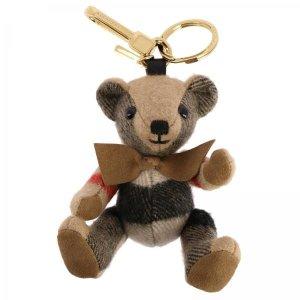 Burberry小熊钥匙挂饰