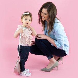 全场额外7.5折 收妈咪搭配包带即将截止:PediPed 童鞋官网 母亲节热卖