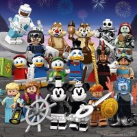 Disney 系列2人偶盲袋单个装 - 71024 | Minifigures人偶系列