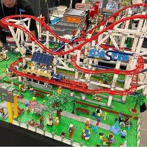 $391(原价$488)Lego 10261 创意百变系列 巨型过山车