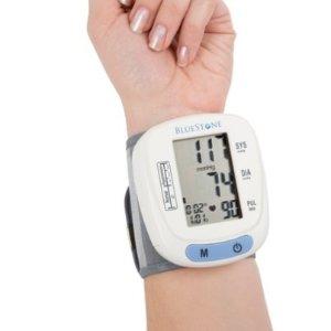 $28.99(原价$79.99)Bluestone 腕戴式血压仪 随时掌握身体情况