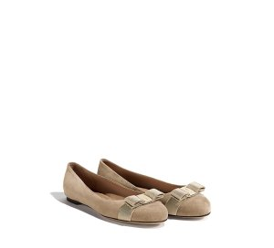 Varina Ballet Flat - Flats - Shoes - Women - Salvatore Ferragamo