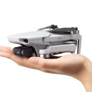 套装$479 新手神器新品上市:DJI Mini SE 发布, 性价比更高更稳定