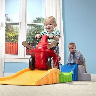 $71.43(原价$119.99)史低价:Step2 儿童家用过山车玩具