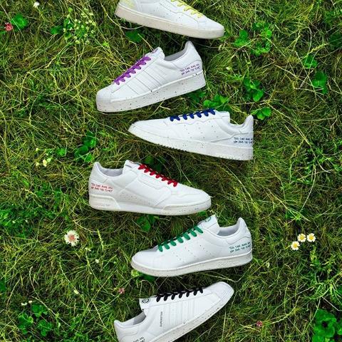 无门槛7.5折adidas 万圣节大促 收经典Stan Smith、superstar系列