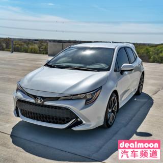 正牌86后代 拓海新座驾会是它吗DM试驾 2019 Toyota Corolla 卡罗拉掀背版