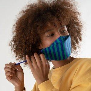低至5折 3只口罩$22.5Baggu、Tanya多品牌口罩热卖 安全环保个性时尚防疫用品