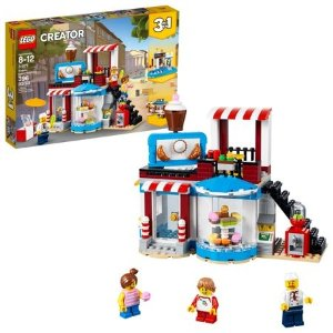 Lego再刷史低价Creator  3合1 甜蜜惊喜 31077