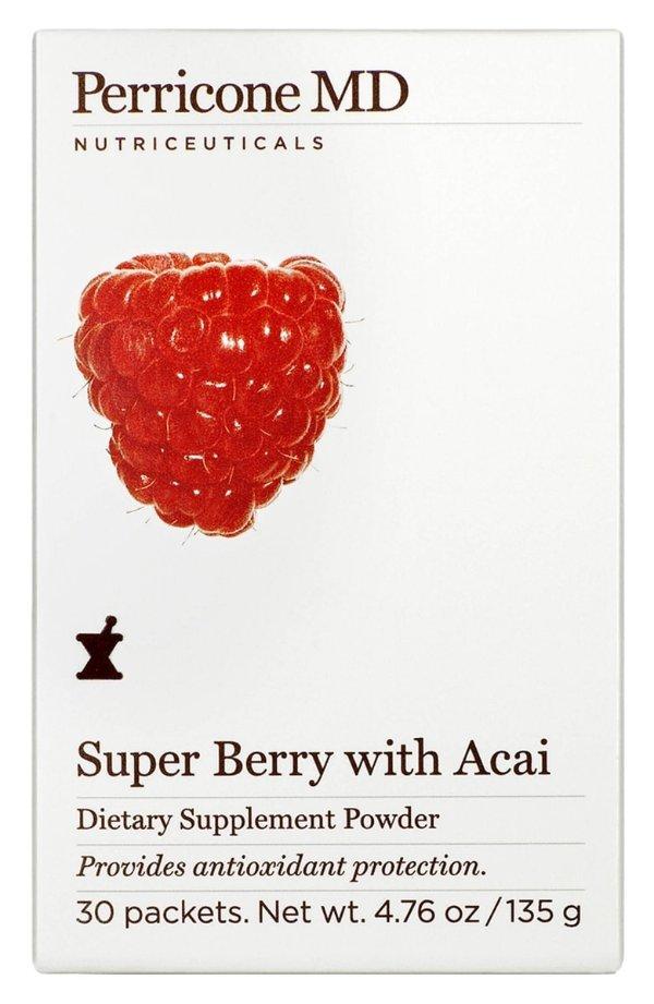 巴西莓冲剂
