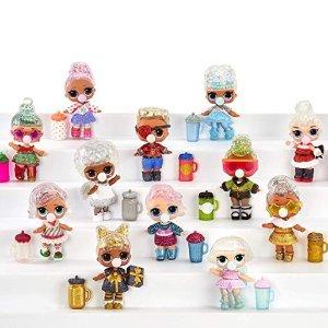 满$50立减$10儿童益智玩具特卖,收L.O.L. Surprise!惊喜球,孩之宝四子棋等