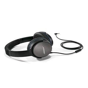 $129 (原价$198)Bose QuietComfort 25 主动降噪耳机