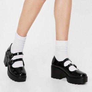 3折起 £9就收!平价、高奢都有玛丽珍鞋 UK打折&折扣码 | Miu Miu、Nasty Gal、小CK、Carel都有