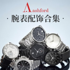 Up to 90% OffSelect Ashford Watches and More Accessories