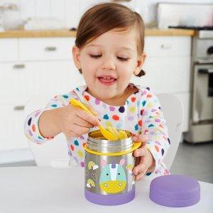 $16.09 (原价$22.99)Skip Hop 儿童食物保温桶  萌系独角兽款