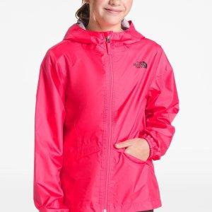 6折+无门槛免邮折扣升级:The North Face 儿童外套特卖 好用不贵,户外必备